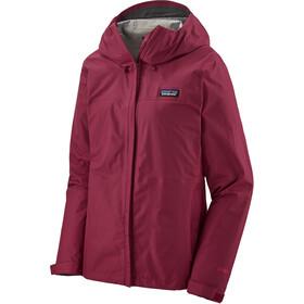 Patagonia Torrentshell 3L Jacket Women roamer red